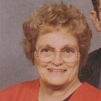 Dorothy Jean Hanlin