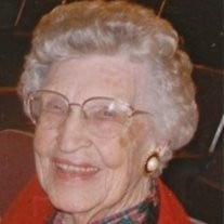 Mrs. Mildred Lucille Kreps