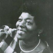 Gladys Naomi Hannah