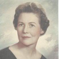 Margaret Jacobsen Voskuyl