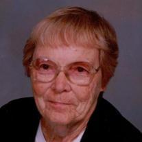 Minnie  Irene Parr