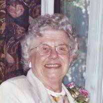 Lucille  Margaret Swanson