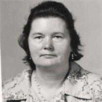 "Mrs. ""Lucy"" Kalinowski"