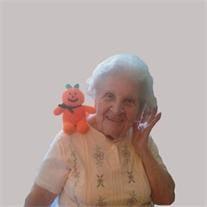 Mrs. I. Bauman, (nee Dornbos)