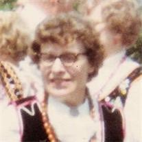 "Miss ""Aunt Pete"" Jesionowski"