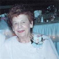Mrs. L. Korhorn (nee Walski)