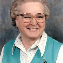 Sarah Elizabeth Mitchell