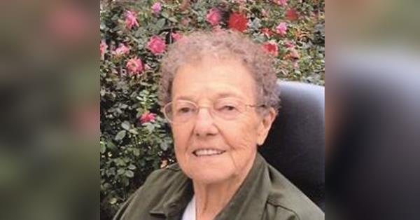 Mozelle Crouse Obituary - Visitation & Funeral Information