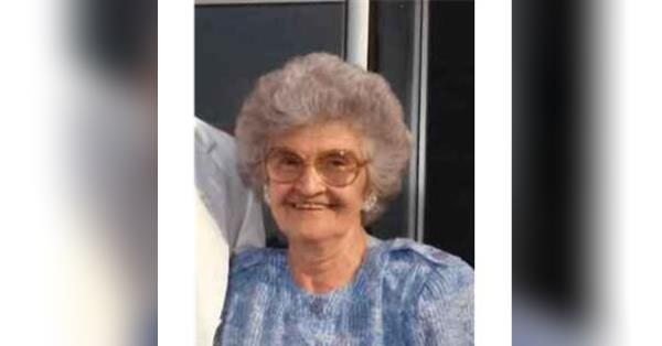 Mildred F  Lyons Obituary - Visitation & Funeral Information