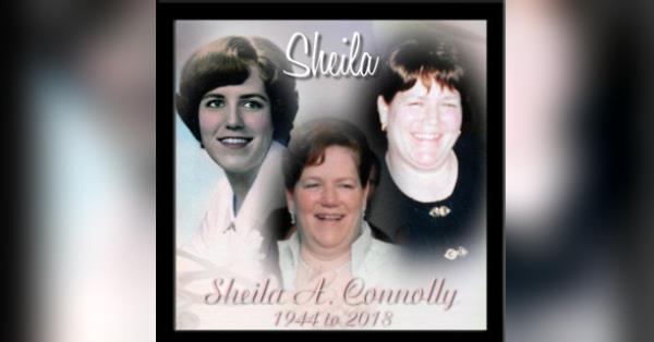 Sheila A  Connolly Obituary - Visitation & Funeral Information