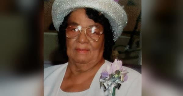 Mrs  Katie Mae Fletcher Obituary - Visitation & Funeral
