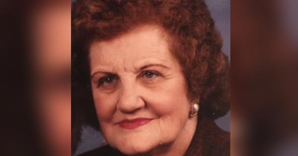 Mrs  Peggy W  Hayes Obituary - Visitation & Funeral Information
